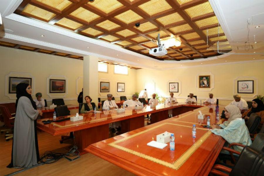 حلقة عمل تعريفية بالبرنامج الاستراتيجي للتراث الثقافي العماني لمؤسسات المجتمع المدني